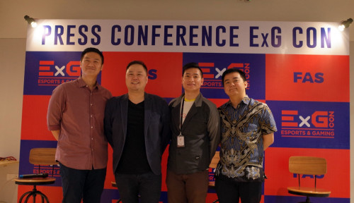 Foto Pecinta Game dan E-Sports Wajib Datang, ExGCon Segera Digelar Tahun Ini!