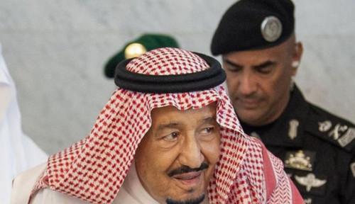 Foto Pimpin KTT G20, Raja Salman Sampaikan Pandemi Corona Satukan Dunia Internasional