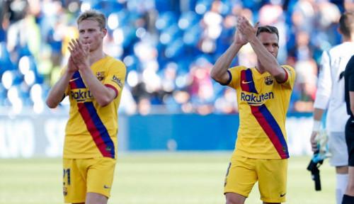 Foto Sukses Depak Barcelona, Pelatih Bilbao: Kami Bukan Skuat yang Mudah Dikalahkan!