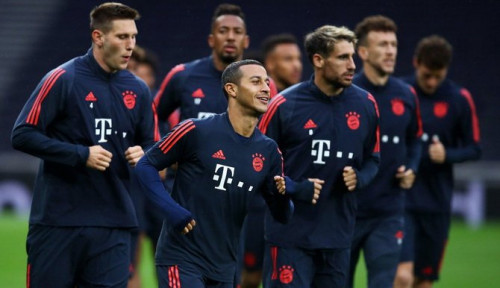 Pamit dari Bayern Muenchen, Jadi Thiago Alcantara ke Liverpool?
