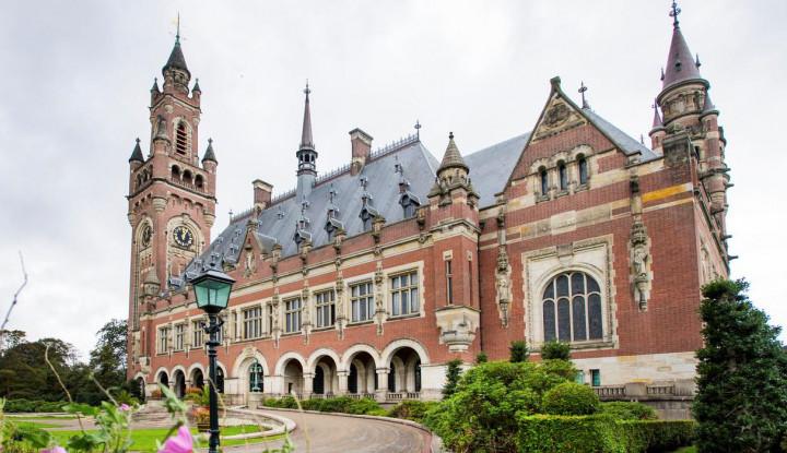 Pengadilan Den Haag Setuju untuk Mendengar Gugatan WNI Soal... - Warta Ekonomi