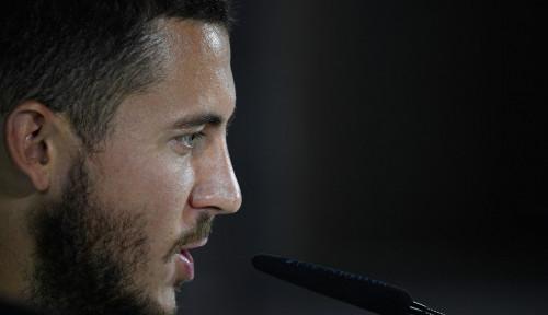 Foto Paham Kualitas, Hazard Tak Terkejut Pengaruh Instan Lampard di Chelsea