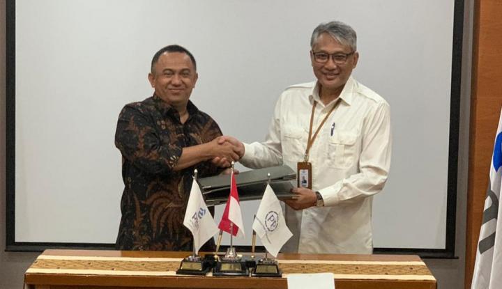 Bersama PGN, PTPP Mau Bangun 500 Ribu Jaringan Gas