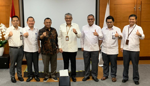 Foto Wow! PTPP Gandeng PGN Buat Garap Proyek . . . .