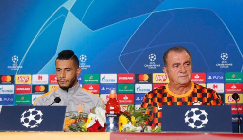 Foto Jelang Kontra PSG, Galatasaray Bakal Ubah Gaya Main, Kenapa?