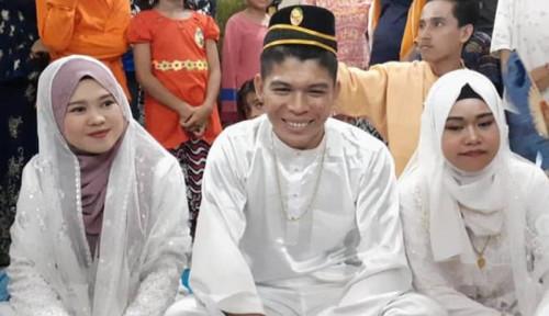 Foto Pria di Malaysia Nikahi 2 Wanita Sekaligus, Alasannya. . .