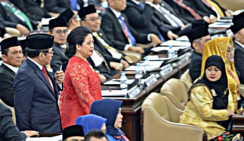 Foto Fraksi Gerindra Tak Dapat Jatah Ketua Komisi DPR
