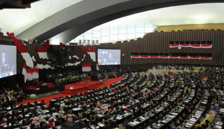 Anggota DPR Sebulan Kantongi Rp50 Juta Lebih, Ada Tunjangan Istri - Warta Ekonomi