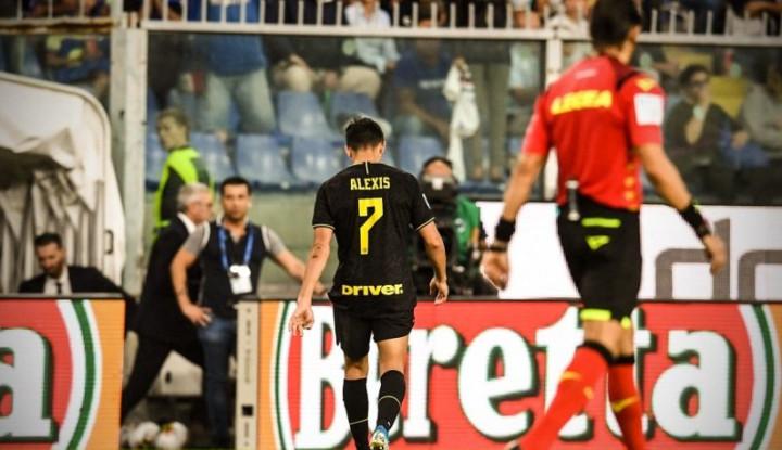 Hijrah ke Inter Milan, Sanchez Akui Kembali Bersemangat Bermain Bola - Warta Ekonomi