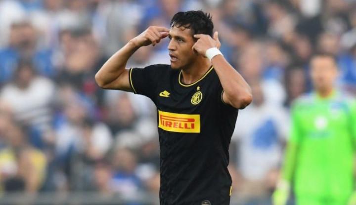 Bos Inter Milan Bantah Cari Pengganti Alexis Sanchez, Kenapa? - Warta Ekonomi