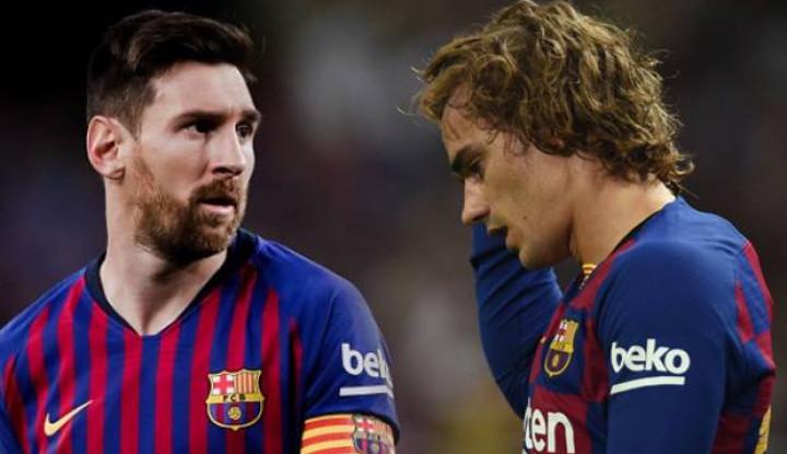 Messi-Griezmann Mulai 'Nyetel' di Lapangan, Valverde Akui Ada Faktor... - Warta Ekonomi