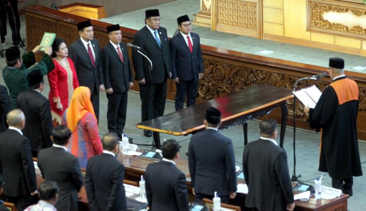 Gerindra Kebagian Jatah 2 Pimpinan AKD - Warta Ekonomi