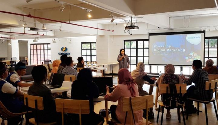 Tingkatkan Kualitas SDM, BCA Gelar Workshop Digital Marketing bagi Warga Desa Wisata Binaan - Warta Ekonomi