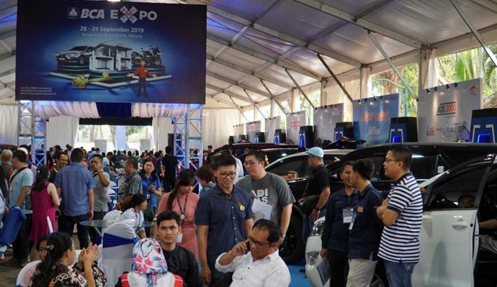 Tawarkan Fasilitas One Stop Shopping, BCA Expo Sambangi Malang - Warta Ekonomi