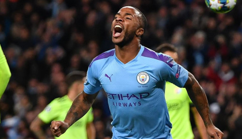 Gulung Arsenal, Sterling Jadi Pahlawan Manchester City
