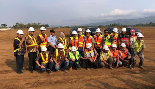 Foto Rini Janji Bandara Jenderal Soedirman Beroperasi Mei 2020