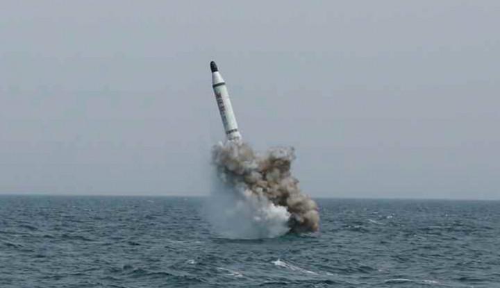 Mau Punya Senjata Sempurna, AS Berencana Pasang Rudal Jenis Baru di Kapal Perangnya - Warta Ekonomi