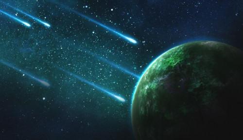 Foto Bahaya!! 4 Asteroid Raksasa Dekati Wilayah Bumi