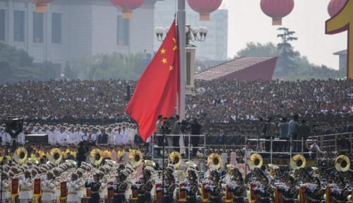 Foto Sadis! Gegara Pro Demokrasi, Konglomerat Ini Ditahan Otoritas China, Perusahaannya Langsung Diambil!