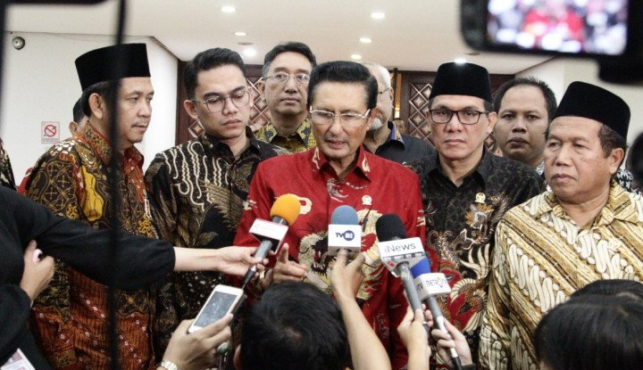 Calon Pimpinan MPR, Ini Sepak Terjang Fadel Muhammad - Warta Ekonomi