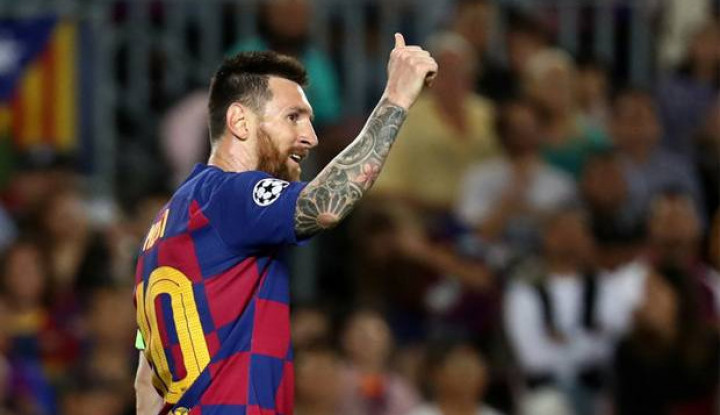 Messi Jawab Soal Perseteruannya dengan Antoine Griezmann - Warta Ekonomi
