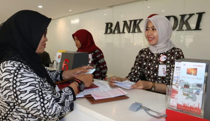 Ketiban Rezeki Nomplok, Bank DKI Bagi-bagi Rp285,95 M ke Pemegang Saham