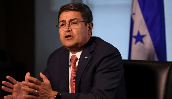 Raja Kokain Ini Kebal Hukum, AS Sebut Pelaku Adik dari Presiden Honduras - Warta Ekonomi
