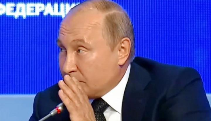 Candaan Soal Isu Pemilu AS, Putin: Rusia Akan Ikut Campur - Warta Ekonomi