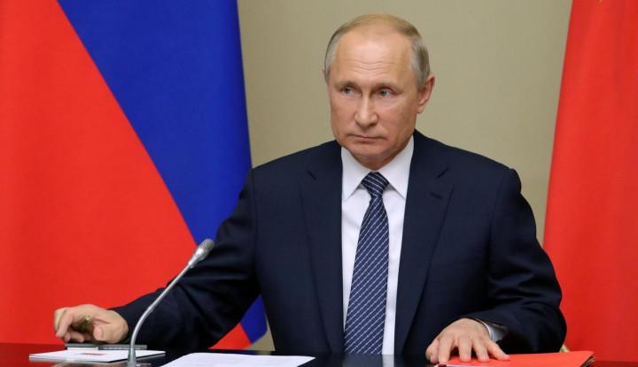 Putin Desak Negara-negara Tak Berkepentingan Tinggalkan Suriah, Siapa Saja? - Warta Ekonomi