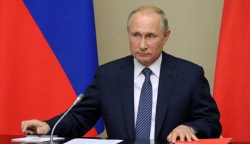 Foto Putin: Keberadaan Tentara AS di Suriah Itu Ilegal