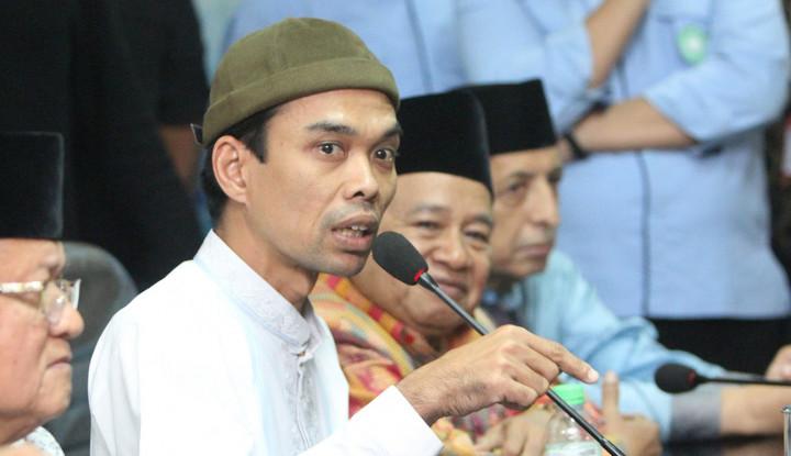 Ustaz Abdul Somad Bicara Soal Wamena, Katanya... - Warta Ekonomi