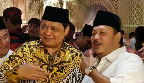Foto Sebut Airlangga Ketum Golkar 'Top', Ketua DPP Golkar: Kader Bangga dengan Pujian Jokowi