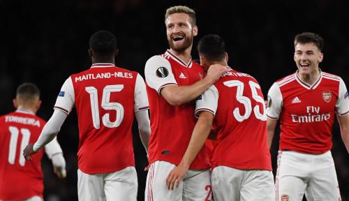 Pemain Arsenal Setuju Gajinya Dipotong