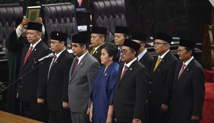 Ketua MPR: TNI Harus Menjadi Benteng Kedaulatan Bangsa - Warta Ekonomi