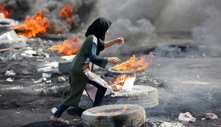 AS Paksa Pemerintah Irak Selidiki Aksi Kekerasan di Nassiriya - Warta Ekonomi