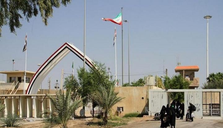 Demonstran Anti Pemerintah Meluas, Iran Tutup Dua Perbatasan dengan Irak - Warta Ekonomi