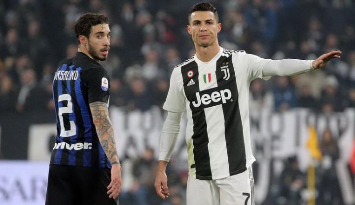 Pertandingan Inter vs Juventus Penentu Juara Liga Italia? Begini Kata Petinggi Inter - Warta Ekonomi
