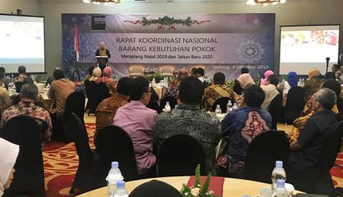 Foto Jelang Natal dan Tahun Baru, Kemendag Dorong Sinergi Pemerintah Pusat dan Daerah untuk...