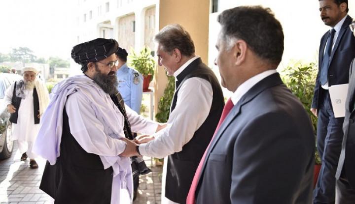 Pakistan Dorong AS untuk Lakukan Pertemuan dengan Afghanistan - Warta Ekonomi