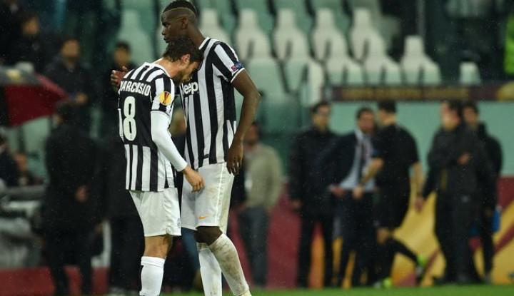 Marchisio Gantung Sepatu, Paul Pogba Unggah Video Kenangan - Warta Ekonomi