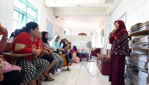 Foto Bantu Korban Pulihkan Trauma, Pertamina Hadirkan Sekolah Anak Percaya Diri