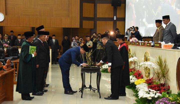 Agenda Interpelasi Gubernur Jabar Diklaim Semakin Siap