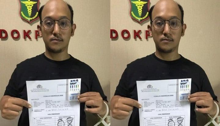 Rifat Umar Umar Ditangkap, Polisi Temukan Alat Bukti Alat Penghisap Sabu dan Ganja - Warta Ekonomi