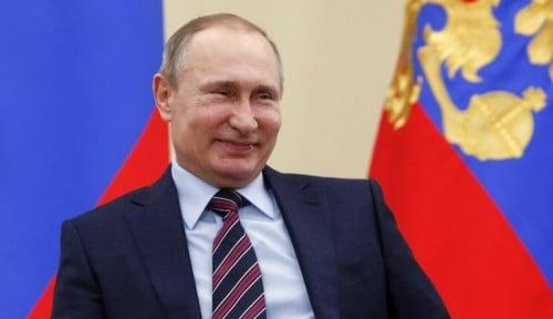 Foto Vladimir Putin Kaget Ada Wanita Ngaku Istrinya, Akhirnya Si Wanita...
