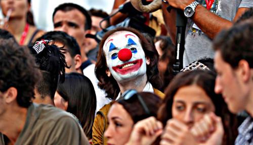 Halloween Tiba! Joker dan Captain Marvel Jadi Kostum Primadona