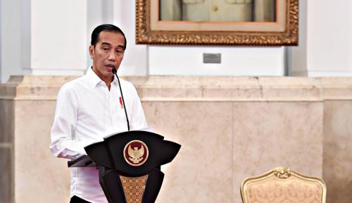 Foto Cuma Saran, Pak Jokowi, Harus Evaluasi Total Menteri Ekonomi