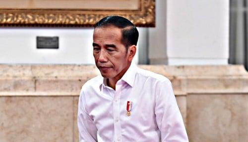 Foto Jokowi Dinilai Gagal Bangun Ekonomi, PKS Kasih Wejangan