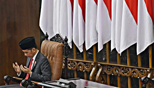 Foto RI 1 Tiba di Negeri Gajah Putih Buat Urusan . . . , 2 Menteri Mendampingi