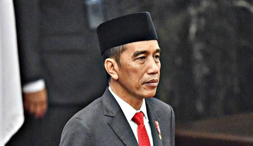 Meski Banyak Diprotes, Kepercayaan Publik ke Jokowi Masih Tinggi