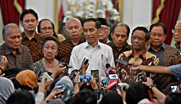 Soal Omnibus Law, Jokowi: Regulasi RI Sudah Obesitas - Warta Ekonomi